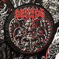 Deicide - Circle Deicide Patch