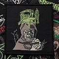 Death - Leprosy Square Patch