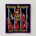 Grim Reaper - Patch - Grim Reaper - Lust For Freedom Patch