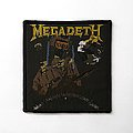 Megadeth - Patch - Megadeth - So Far, So Good... So What! Patch (Misprint)