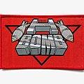 H-Bomb - Patch - H-Bomb - Logo Patch