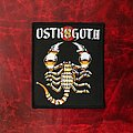 Ostrogoth - Ecstasy And Danger Patch