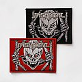 Insaniac - Patch - Insaniac - Black and Red Border Patches