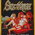 SexTrash - Patch - SexTrash - Sexual Carnage Patch