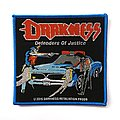 Darkness - Patch - Darkness - Defenders Of Justice Patch (Blue Border)