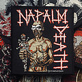 Napalm Death - Patch - Napalm Death - Utopia Banished Patch