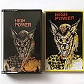 "High Power - Patch - High Power - ""S/T"" Cassette & Patch"