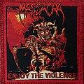 Massacra - Patch - Massacra - Enjoy The Violence Patch