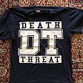Death Threat. No future No hope TShirt or Longsleeve