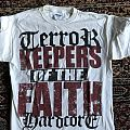 Terror. Keepers of the faith