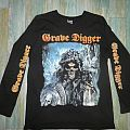 TShirt or Longsleeve - Grave Digger - Clash of the Gods Tour shirt 2013