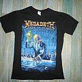 TShirt or Longsleeve - Megadeth - Rust in Peace 20 anniversary - Shirt