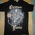 Christmas Metal Festival Shirt