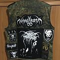 Black Metal battlevest