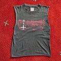 seven churches muscle shirt