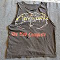 The end complete tour tank top