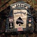 Motörhead - Battle Jacket - denim and leather battle jacket
