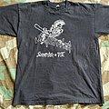 Slaughter - TShirt or Longsleeve - Slaughter Surrender or Die original demo shirt