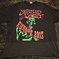 Morbid saint tour tshirt