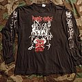 Rotting Christ - TShirt or Longsleeve - Rotting Christ Thy Mighty Contract 1993 LS