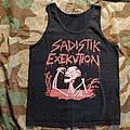 Sadistik Exekution tank top TShirt or Longsleeve