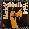 Black Sabbath Vol 4 1972 Vertigo swirl LP Tape / Vinyl / CD / Recording etc