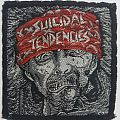 Suicidal Tendencies - Join the Army [Blackborder, Small Version, Damaged] Patch