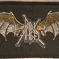 Dark Angel - Logo [Blackborder, Ministrip, Used]