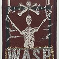 W.A.S.P. - Patch - The torture never stops