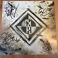 Signed Machine Head locust vinyl