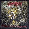 Suffocation - Effigy of the Forgotten album cover patch