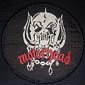 Motörhead Snaggletooth Round Patch