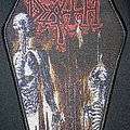Death - Human coffin patch