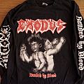 Exodus Bonded By Blood LS shirt