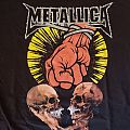 Metallica Summer Sanitarium tour 2003 t-shirt