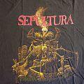 Sepultura Arise t-shirt