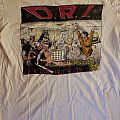 D.R.I. Dealing With It tour t-shirt
