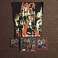 Slayer - Patch - Reign In Blood Patches/CD