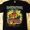 Iron Maiden - TShirt or Longsleeve - Iron Maiden - Book of Souls Tour (2016)