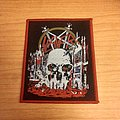 Slayer - Patch - Slayer - South of Heaven Patch (Red Border)