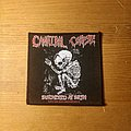 Cannibal Corpse - Patch - Cannibal Corpse - Butchered At Birth (Vintage Patch)