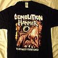 Demolition Hammer - TShirt or Longsleeve - Demolition Hammer - Tour Shirt (2018)