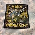 Wehrmacht - Biermacht (Vintage Patch)