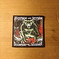 Flotsam and Jetsam - Doomsday For The Deceiver (Woven Patch)