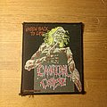 Cannibal Corpse - Patch - Cannibal Corpse - Eaten Back To Life (Vintage Patch)