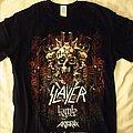 Slayer - TShirt or Longsleeve - Slayer - Tour Shirt (2018) 2