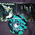 Inrage - Built To Destroy CD