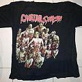 Cannibal Corpse - The Bleeding t-shirt 1994
