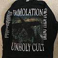 Immolation Unholy Cult Tour Longsleeve TShirt or Longsleeve