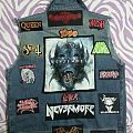 Battle Jacket Back Update #3